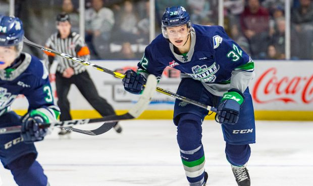 Hockey is a family affair for Thunderbirds rookie Matthew Rempe